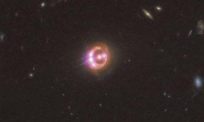 Далекий квазар RX J1131-1231
