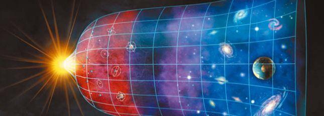 Расширение Вселенной от рождения до наших дней