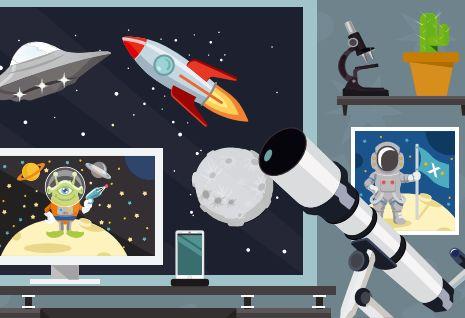 Астрономические инструменты и приборы