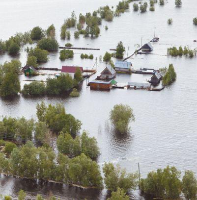 наводнениe