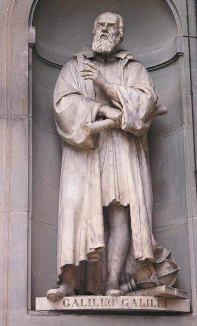 Памятник Галилео Галилею