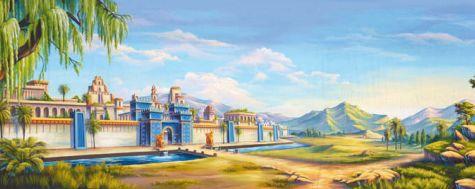 Древний Вавилон. Реконструкция
