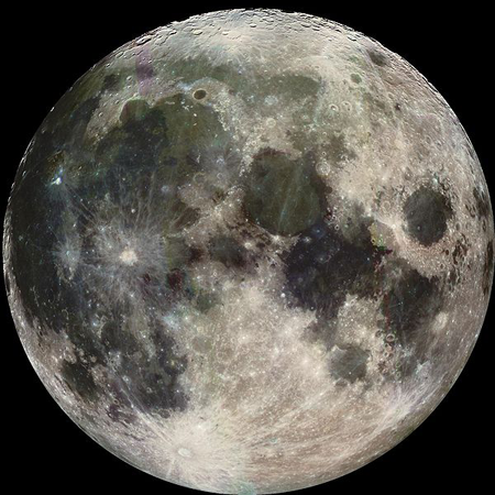 Что такое Луна.